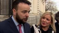 Sinn Féin's Michelle O'Neill and SDLP leader Colum Eastwood have said the draft withdrawal deal protects the Good Friday Agreement and the interests of people in Northern Ireland.