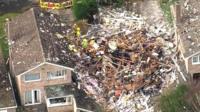 Haxby house blast