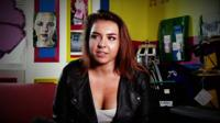 Sunderland teenager talks about sexting
