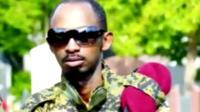 Mjr Callixte Sankara