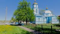 Церковь в селе Птича