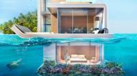 В этих домах спальня находится под водой