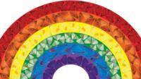 Butterfly Rainbow, Damien Hirst