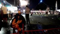 Стрельба в Лас-Вегасе: неизвестный открыл огонь во время фестиваля кантри.