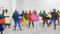 Lubaina Himid's 'Naming the Money' exhibit - a Turner 2017 shortlisted artist