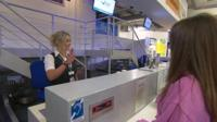 Makaton at Newquay Airport