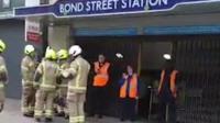 Bond Street Fire