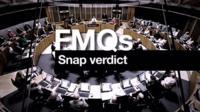 FMQs Snap verdict