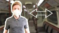 London's transport authorities say that public transport is only for 'essential journeys' during the coronavirus pandemic.