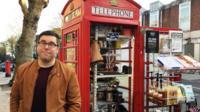 Ben Tavener - Londonblog