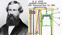 lift inventor Elisha Otis