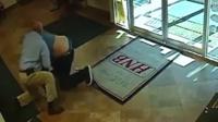 A man tackles a bank robber in Pennsylvania.