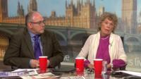 Robert Halfon and Kate Hoey