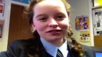 Rosie from Tarporley High School