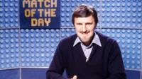 Jimmy Hill on the Match of the Day set in 1981