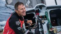 John Fisher sailing