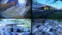 Health board montage