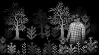 Warli artist Rajesh Wangad
