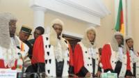 Le Conseil constitutionnel camerounais tient depuis lundi des audiences publiques sur les recours des différents candidats à la présidentielle.