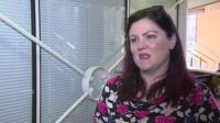 Lindsay Cordery-Bruce chief executive of homeless charity The Wallich, said rough sleepers need the change