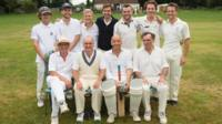 Keeling cricket team