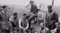 RAF pilots in WW2