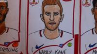 Harry Kane sticker