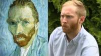 Steve Monk-Chipman from Oxford is the top-ranked British entry in the I Am Vincent contest