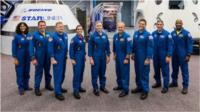 The first US flights to the International Space Station since the shuttle programme ended will blast off in 2019.