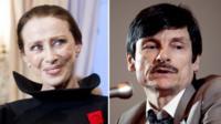 Андрей Тарковский и Майя Плисецкая