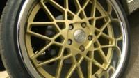 A 'souped up' wheel