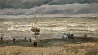 Van Gogh's Seascape at Scheveningen
