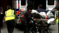 injured commuter