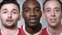 Stonewall FC players