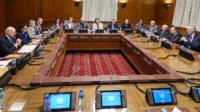 Syria peace talks are beginning in Geneva, Switzerland
