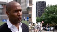 Les Ferdinand and the Grenfell Tower