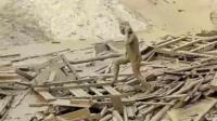 Mujer arrastrada por deslave en Perú