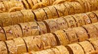 Asian gold bracelets