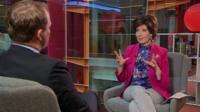 Яна Литвинова беседует с Джошуа Бейкером