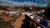 Bahamas ruin