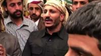 في أول ظهور له منذ أحداث الثاني من ديسمبر/ كانون أول الماضي، جدد العميد طارق محمد عبد الله صالح قائد الحرس الخاص بالرئيس اليمني الراحل دعوة صالح إلى الحوار مع السعودية