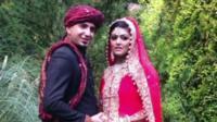 Muhammad Shahid and Samia Shahid