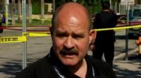 Anaheim Police Sergeant Daron Wyatt