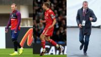 Rooney, Carragher, Gerrard