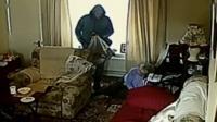 Man attacking pensioner