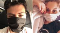 Пациенты в масках