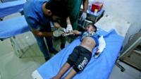 Hospital in Idlib