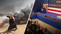 Перенос посольства США в Иерусалим привел к кровопролитным столкновениям.