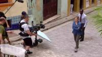 Whom benefits when Hollywood hits Havana?