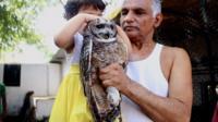 Индиец Пракаш Амте устроил приют для диких животных прямо у себя дома